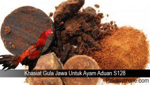 Khasiat Gula Jawa Untuk Ayam Aduan S128