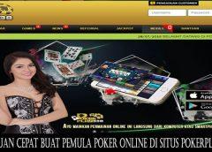 Panduan Cepat Buat Pemula Poker online di Situs Pokerplay338
